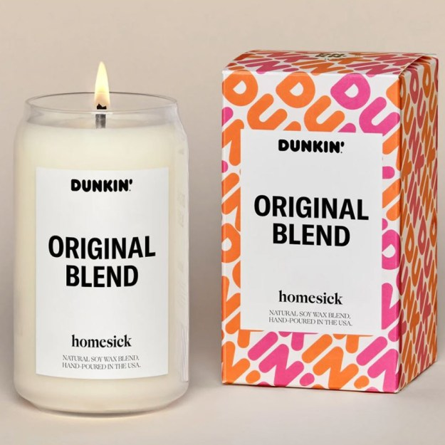Dunkin Candles by Homesick
