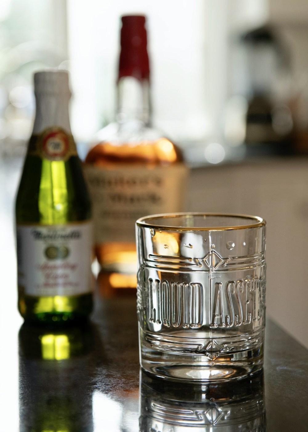 A fun glass make a cocktail taste better!