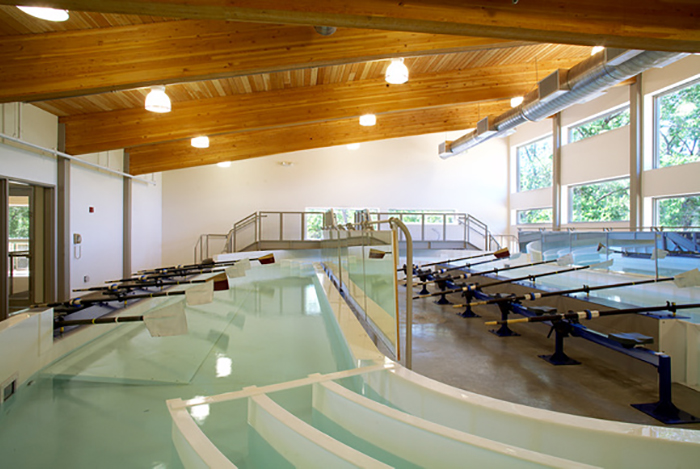 University Of MN Rowing Facility Commercial Aquatic