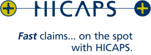 HICAPs and EFTPOS facilities are available