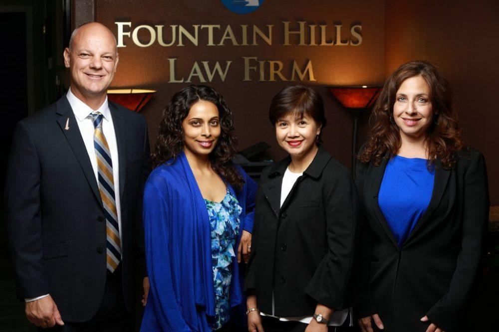 Fountain Hills Law Firm team