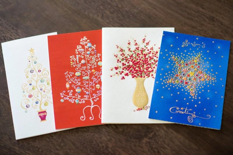 holiday card christmas card