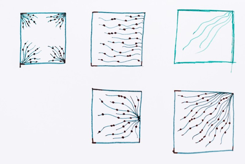 using fountain pens more often zendoodle vine