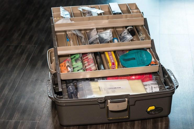 fountain pen accessories storage box