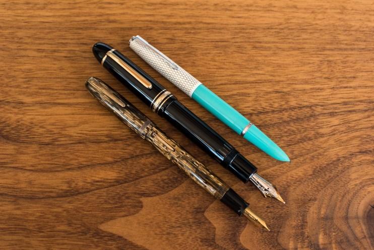 fountain pen photo gear