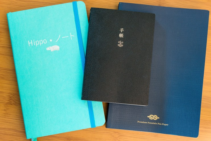 Tomoe River 52gsm Paper Review notebooks