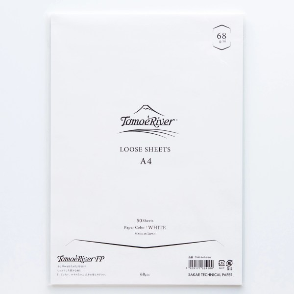 Fountain Pen Paper Sample Pack tomoe river