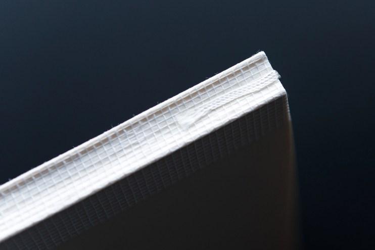 Midori MD Notebook Review page ribbon