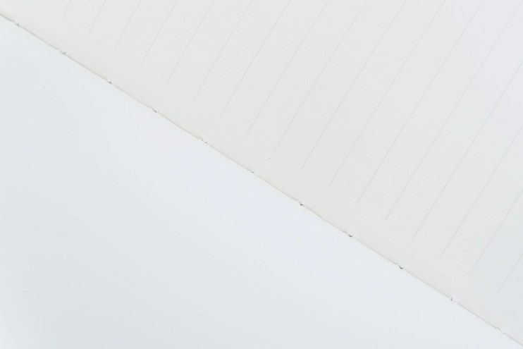 Stalogy 016 Notebook stitch binding