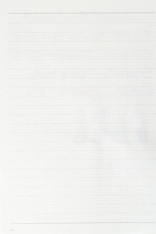 Profolio Oasis Summit Notebook paper test back