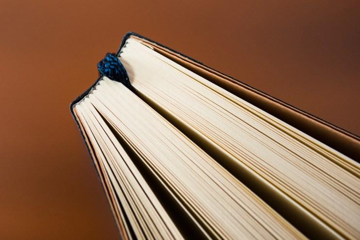 Profolio Oasis Summit Notebook spine