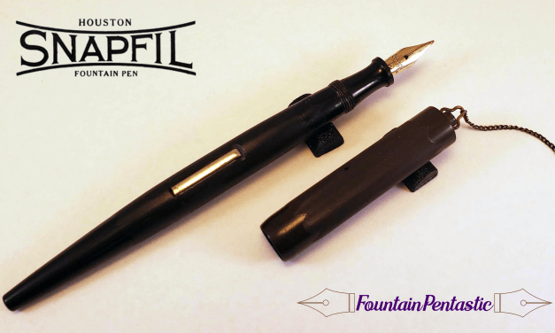 The Snapfil Fountain Pen