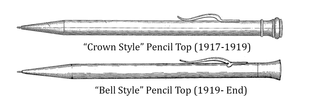 Flat-top Pencil Styles