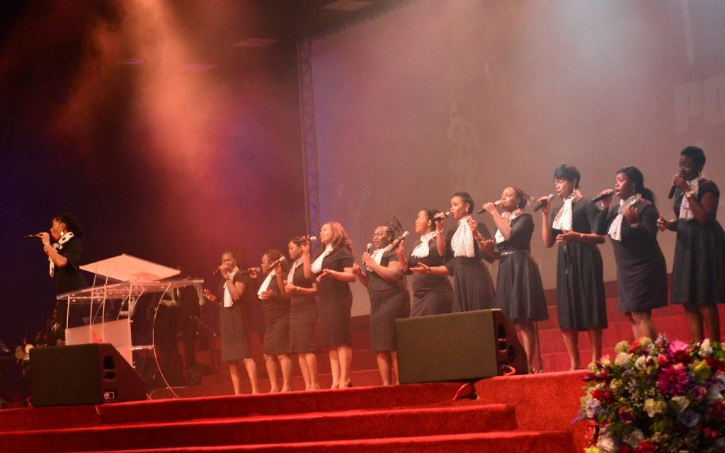 """There Are New Possibilities In God"", Pastor Taiwo Declares at First Discovery for Women Rally"