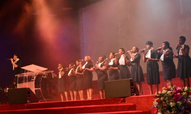 """""""There Are New Possibilities In God"""", Pastor Taiwo Declares at First Discovery for Women Rally"""