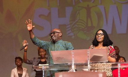 When You Stay in His Presence, You Are Safe – Pastor Nomthi