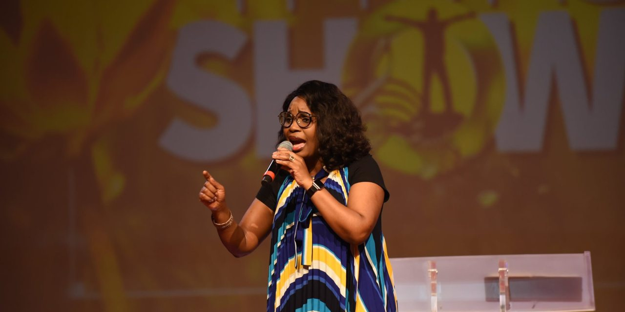 God Is Not Limited By Space or Numbers – Pastor Nomthi