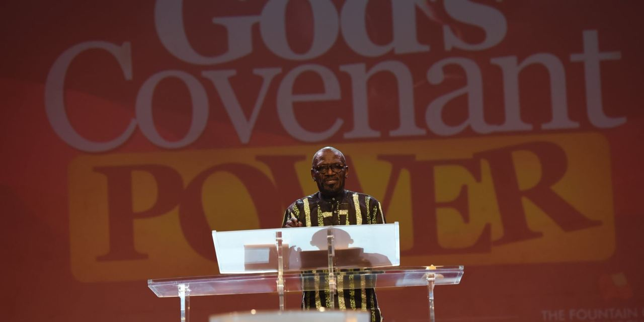 God's Covenant Power Imparted at June Anointing Service