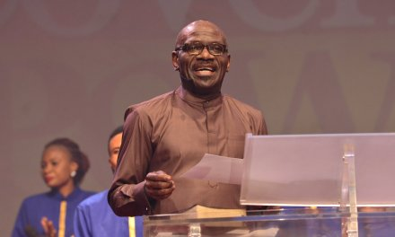 Pst Taiwo Urges Showerians To Meditate On God's Word Always (Pt. 2)
