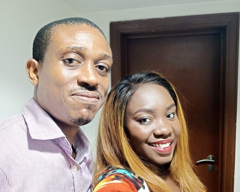 #FountainBred Marriage: Mr & Mrs Tonye Edet