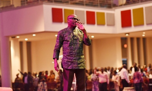 Mercy Is What Projects God's Covenant – Pastor Taiwo