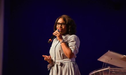 Stay Strong, Trust God – Pastor Nomthi
