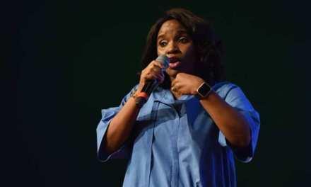 Jesus Calms Every Storm, Pastor Nomthi Tells Showerians