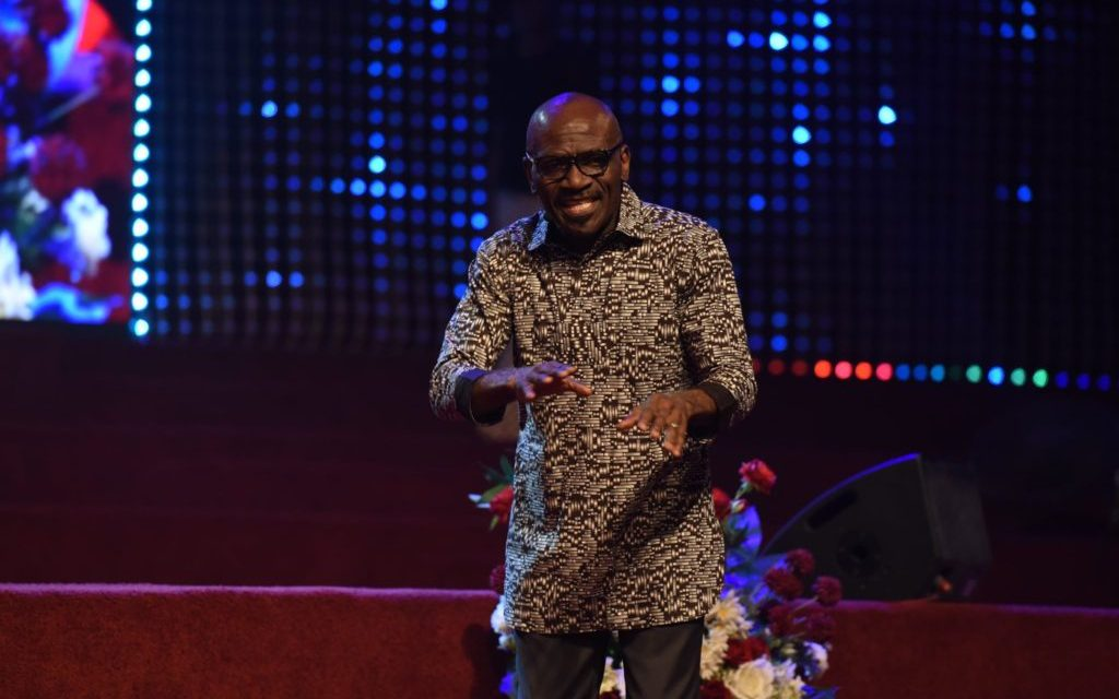 Pst. Taiwo Urges Showerians To Be Intentional While Waiting On God
