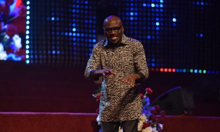 """Joy will keep you in the game"", Pastor Taiwo Tells Women at the Discovery for Women Rally"
