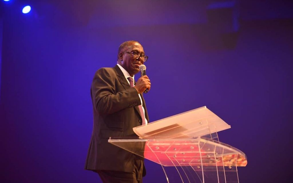 Be Confident in the Word, Pastor Rotimi Tells Fountaineers