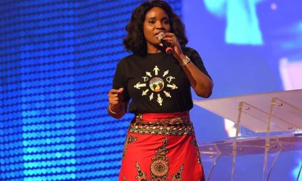 God Has Got Your Back, Pastor Nomthi Encourages Fountaineers
