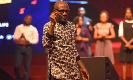 Pastor Taiwo Teaches on the Holy Spirit at First Showers in 2020