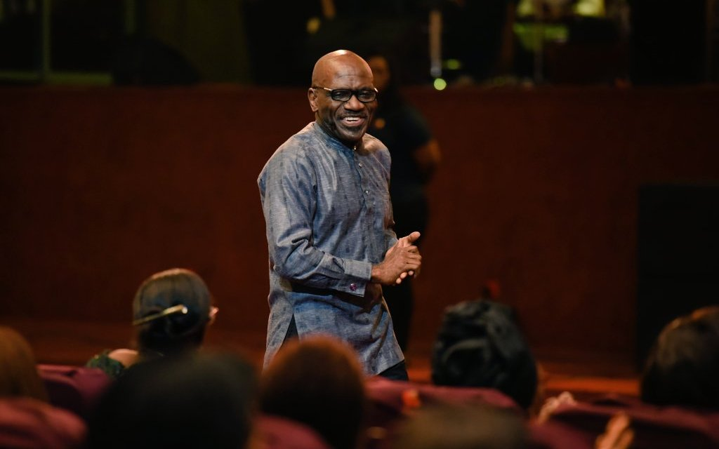 Pst Taiwo Reminds Fountaineers To Always Put On The Amour Of Prayer (Contd)