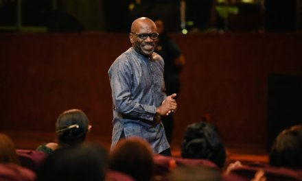 Passion Will Take You To Your Place, Pst. Taiwo Says At Discovery For Women Rally