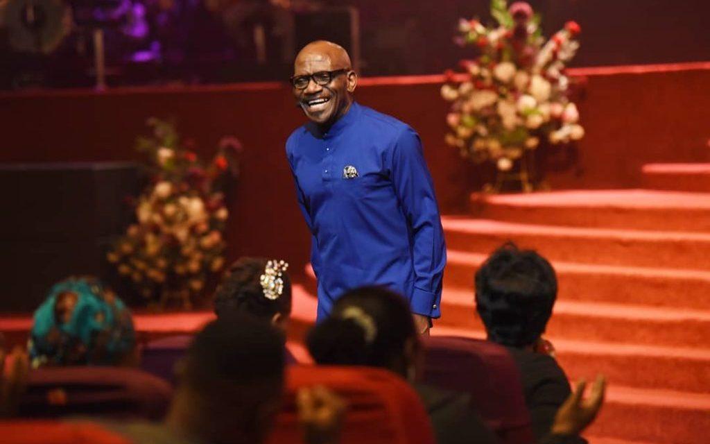 Pastor Taiwo Teaches on Trusting God as the Great Shepherd