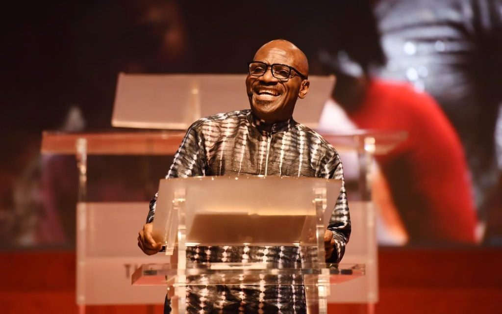 God Has Put A New Song In Your Mouth, Pastor Taiwo Declares