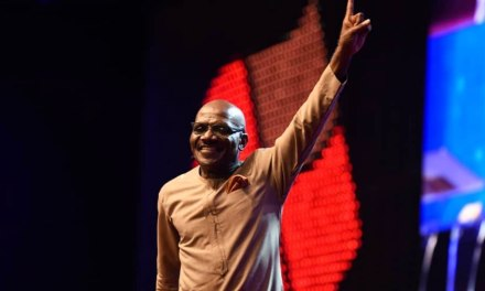 Pastor Taiwo Preaches on Songs of New Seasons at Emerge Conference Finale