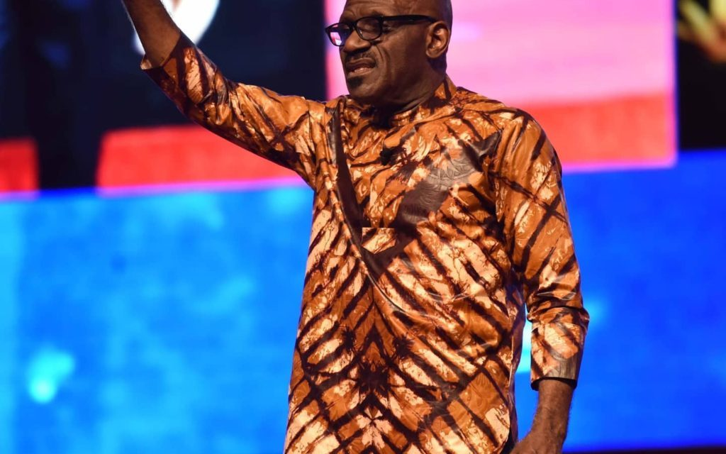 Pastor Taiwo Admonishes Fountainers To Maintain An Attitude Of Thanks