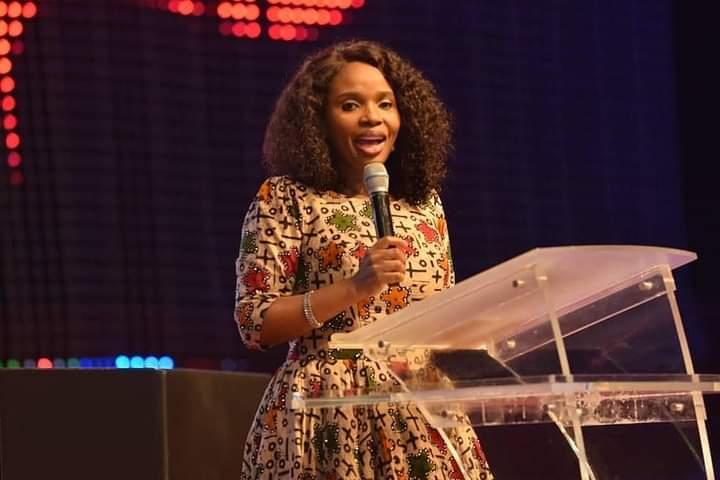 Don't Make Idols Of Your Situation, Pastor Nomthi Odukoya Says