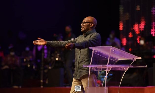 'Every Time Jesus Touches Someone, Something Changes', Pastor Taiwo Odukoya Says at Thursday Showers