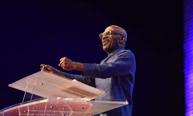 Pastor Taiwo Teaches on the Efficacy of Prayer at Thursday Showers