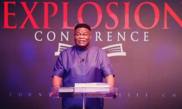 #WEC2021 Day 5: Bishop Mike Okonkwo Charges Believers to Possess Their Possessions