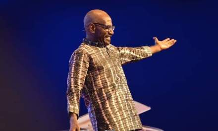 Pastor Taiwo Urges Believers to Boldy Declare God's Word into Situations
