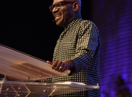 'Speak the Word in Boldness', Pastor Taiwo Charges Showerians