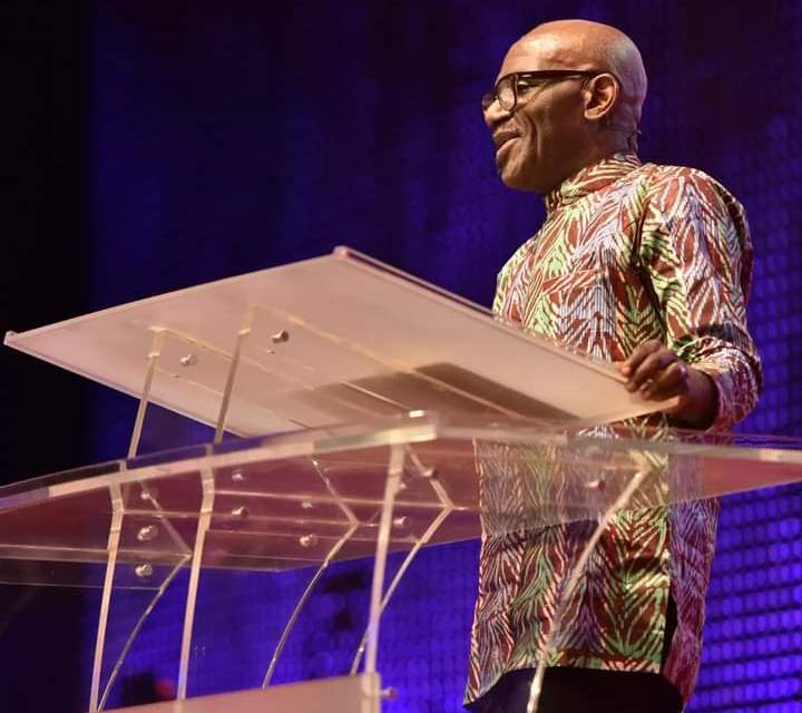 Pastor Taiwo Odukoya Says God's Presence is Characterised by Joy