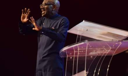 You Have Been Created To Be God's Vessel, Pastor Taiwo Tells Fountaineers