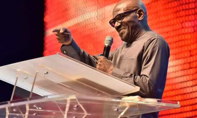 Pastor Taiwo Odukoya Urges Fountaineers to Keep Their Flames Burning