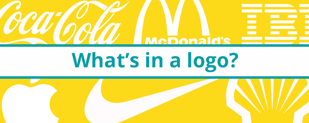 What's in a logo design