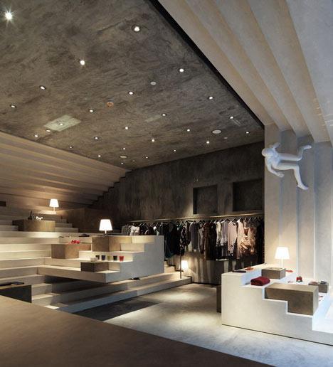 Store Interior Design  Alter Fashion Bouique  Founterior