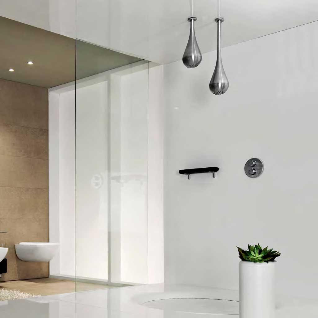 Bathroom Sink Faucets  Goccia by Gessi   Founterior